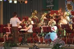 2009_Jubilaeumskonzert_Nachwuchs-Blaeser