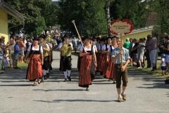 70-jähriges Jubiläum der Blaskapelle Sonnen mit zweitägigem Musikfest